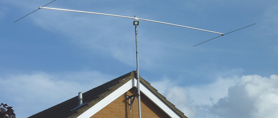 Antenna orizzontale HF Dual Beam Pro