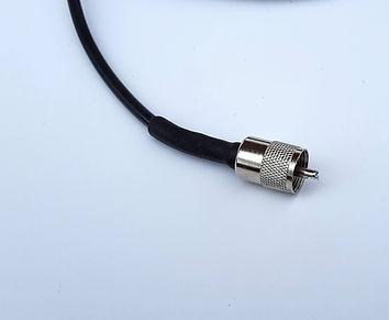 Terminated cable plug
