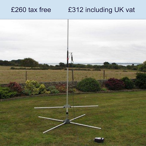 I-Pro Traveller portable HF antenna