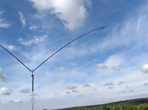 DMV-II 80m V Antenna