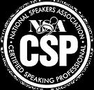 Mikki Williams National Speakers Association Certified Speaking Professional