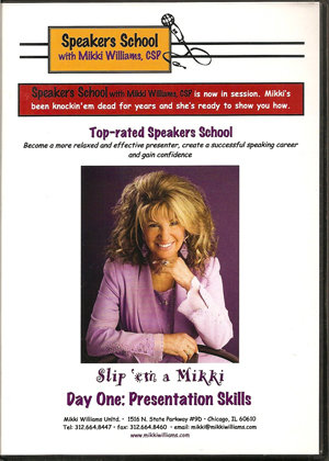 Speakers School Day One 6 CD Set