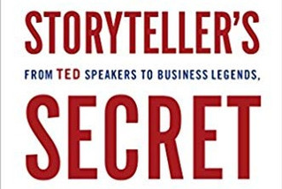 3 Must Read Books on Storytelling in Speaking and Business