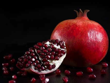 Ingredient breakdown – Pomegranate