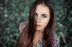 Модель: Ирина Чумичева