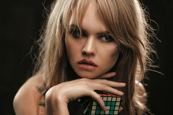 Модель: Анастасия Щеглова