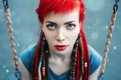 Модель: Даша Денисова