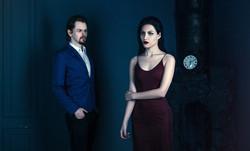 Модели: Евгений и Сара