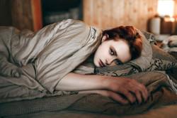 Модель: Анастасия Мартышкина