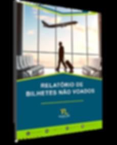 Ebook Relatório e Bilhetes não voados. Sistema feito pra agências de viagens e empresas e turismo