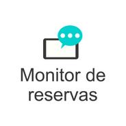 Monitor de reservas