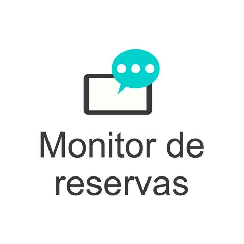 Monitor de reservas: receba alertas e notificações sobre as alterações dos voos de seus clientes.