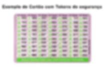 Exemplo de um token de segurança Wooba. Para agências de viagens e empresas de tursmo