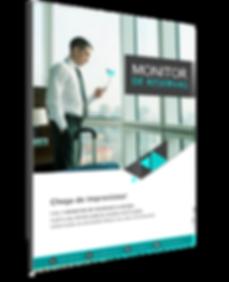 Ebook Monitor de Reservas é uma extensão do sistema Travellink que serve para monitorar as alterações nas reservas aéras.