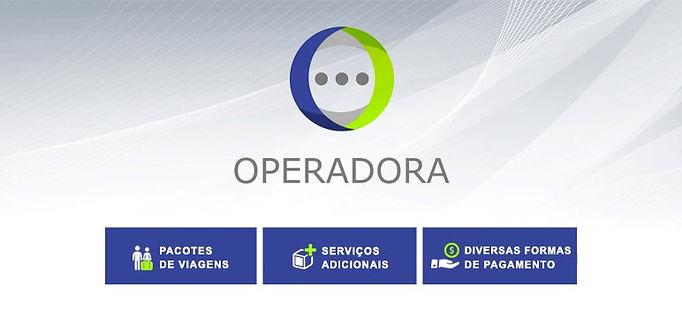 Operadora Wooba - Sistema para criação de pacotes de viagens personalizados. Para agência de Viagem