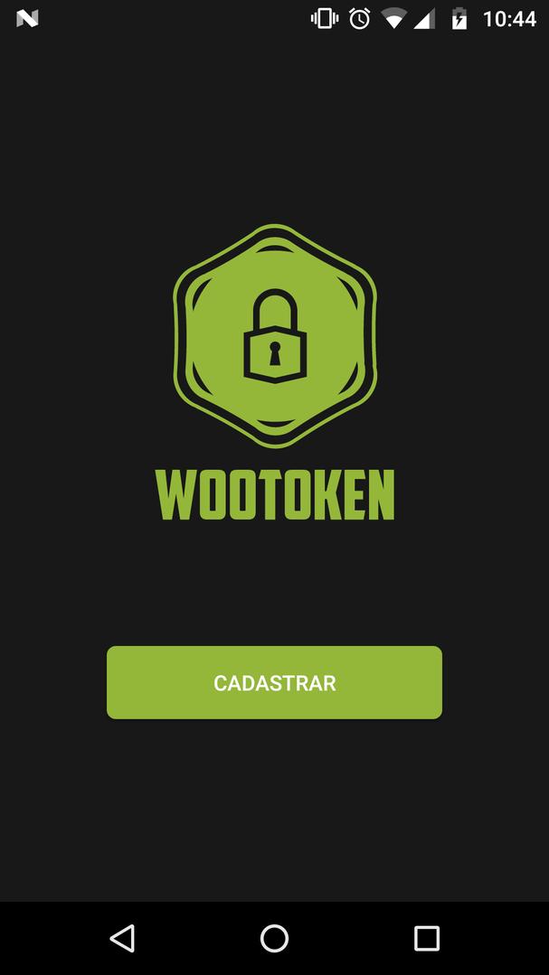 Wootoken Mobile - Sistema de segurança para empresas de turismo e agencias de viagens 2