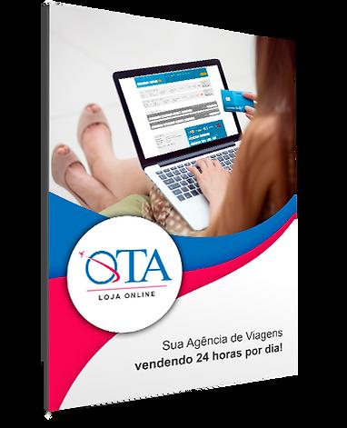 Ebook Wooba: A OTA - Loja Online é um sistema de vendas online pra agêncas de Viagens e Turismo