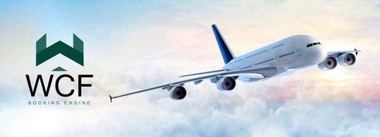 WCF - Booking Engine Wooba - Framework para construir aplicações para servços do aérea