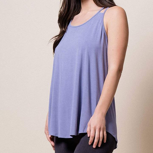 Bamboo Strappy Tank