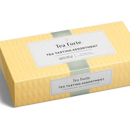 TEA TASTING ASSORTMENT 10 COUNT