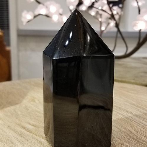 Black Obsidian Tower S