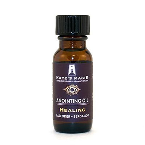 HEALING ANOINTING OIL