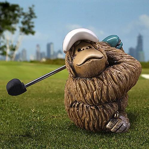 Orangutan Golfer