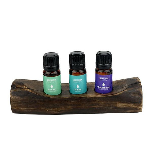 RELAXATION Gift Set Essential Oils 3pc 10ml