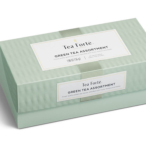 GREEN TEA ASSORTMENT 20 COUNT