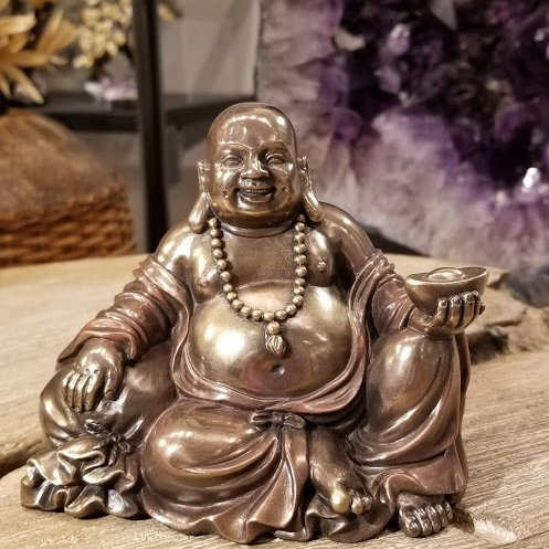 FORTUNE HAPPY BUDDHA