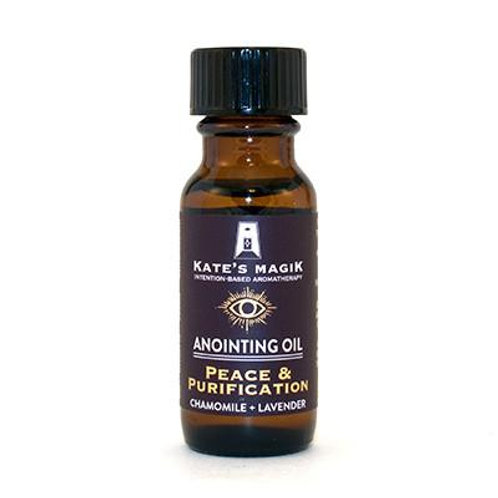 PEACE & PURIFICATION ANOINTING OIL