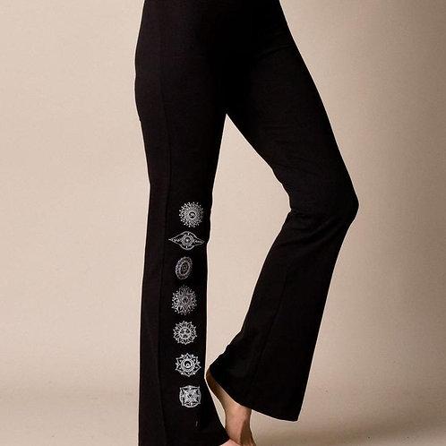 Chakra Yoga Pants