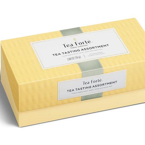 TEA TASTING ASSORTMENT 20 COUNT