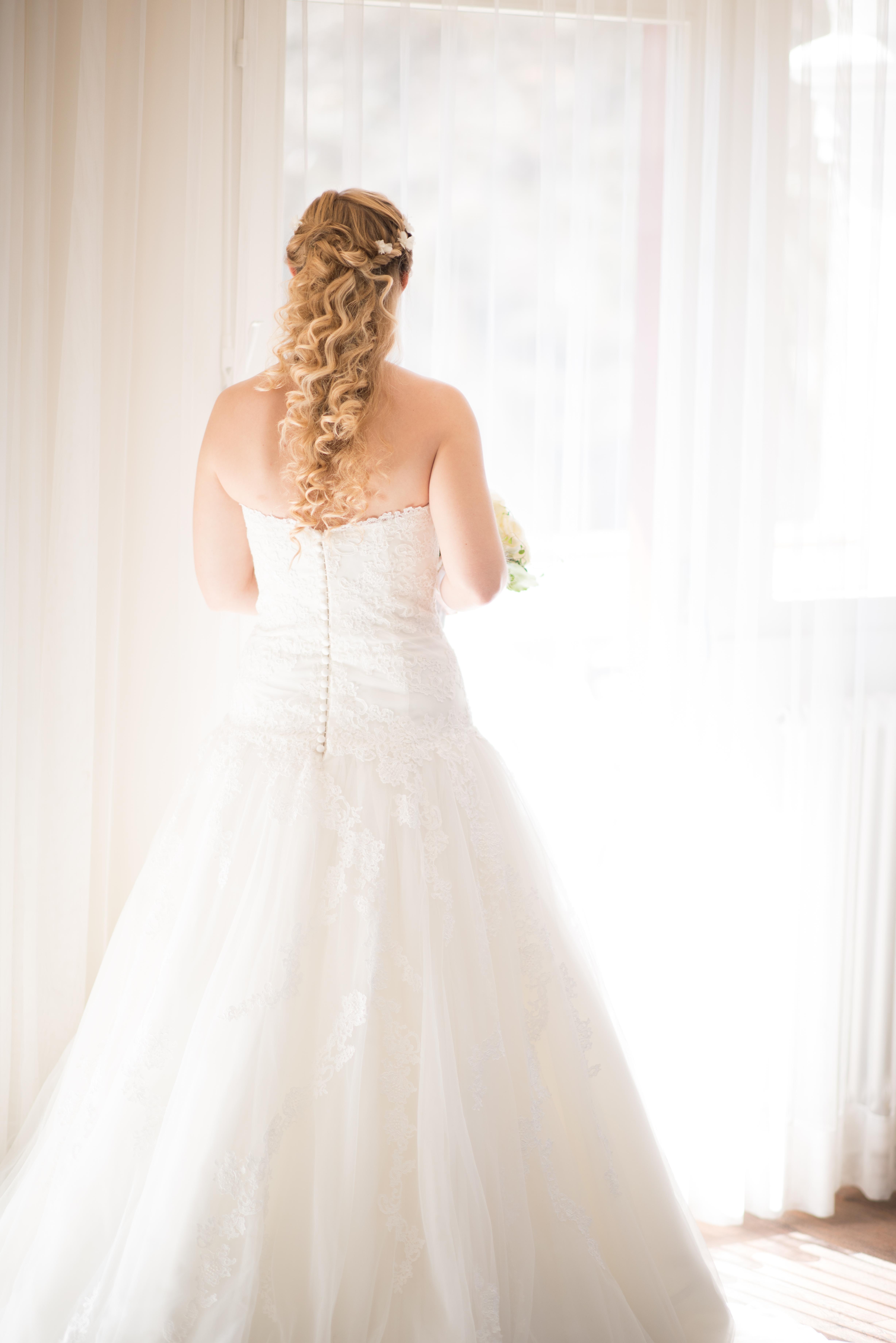 Braut Brautkleid