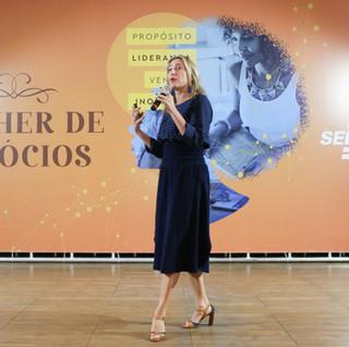JP News - Sabina Deweik fala sobre os valores femininos no empreendedorismo