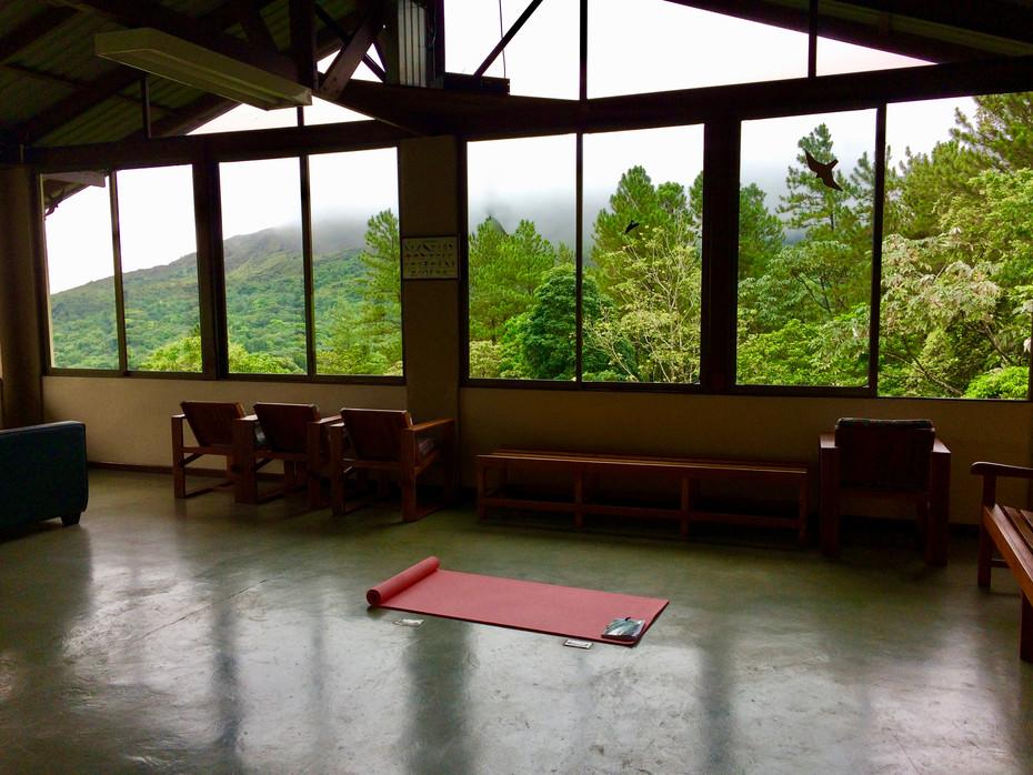 Yoga en Costa Rica