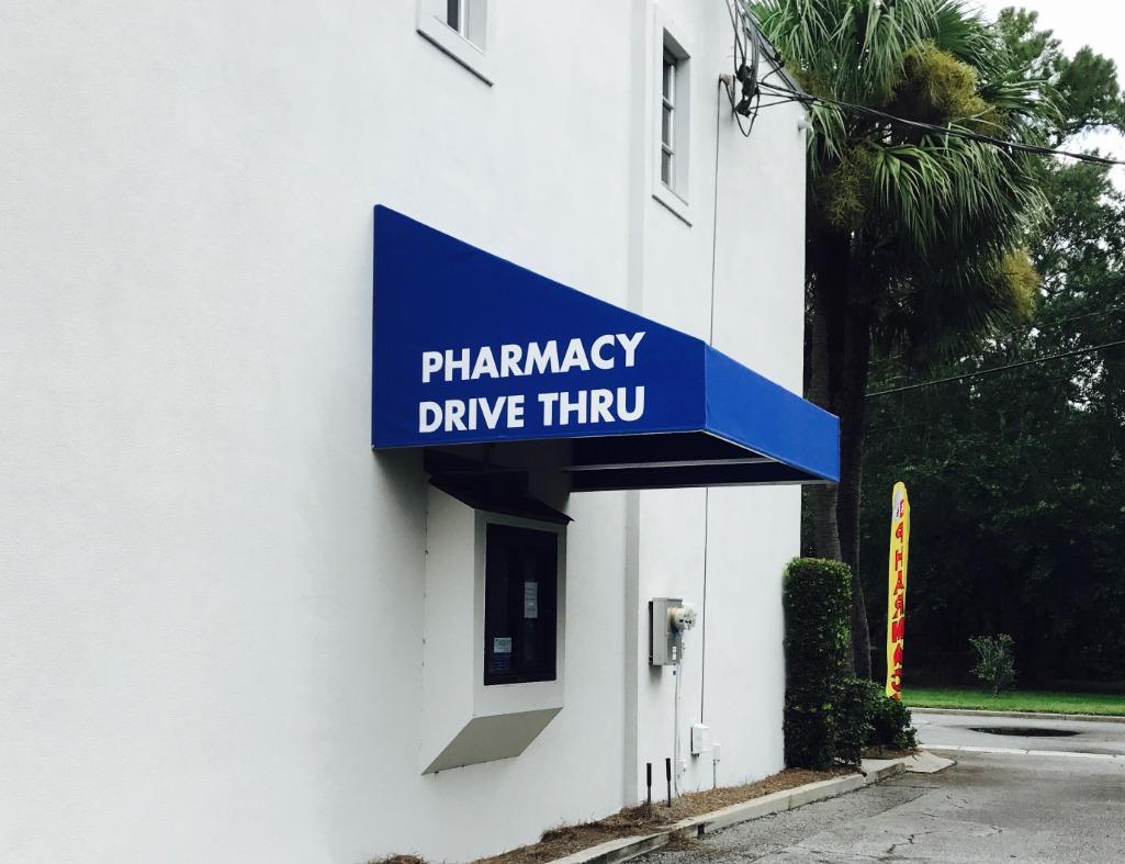 Full Service Drive-Thru