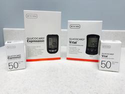 Low cost diabetic supplies
