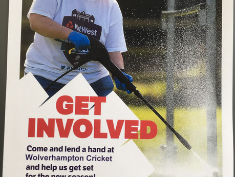WE NEED YOU: Natwest CricketForce