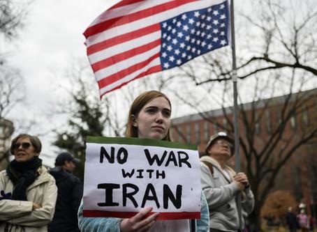 Heading to War? Call and Say No!