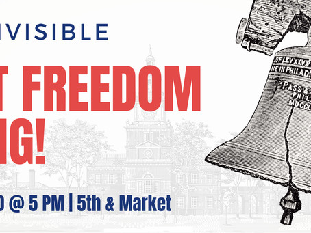 Let Freedom Ring: New Rally!