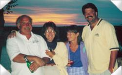 Michigan Sunset with Mersmans