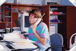 Karen on Phone Fundraising
