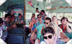 Buffet Bus