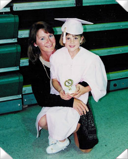 Karen and Kelly K Graduation