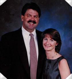 Karen and Tom Puerto Rico