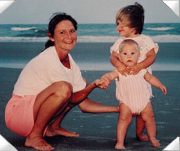 Karen, Katie and Christy