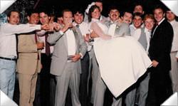 Karen and Tom's Wedding