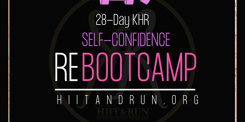 28-DAY KHR SELF-CONFIDENCE REBOOTCAMP