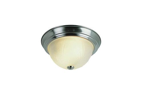 LED-58802BN Trans Globe Brushed Nickel Flush Mount